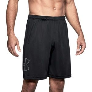 Under Armour loose graphic shorts